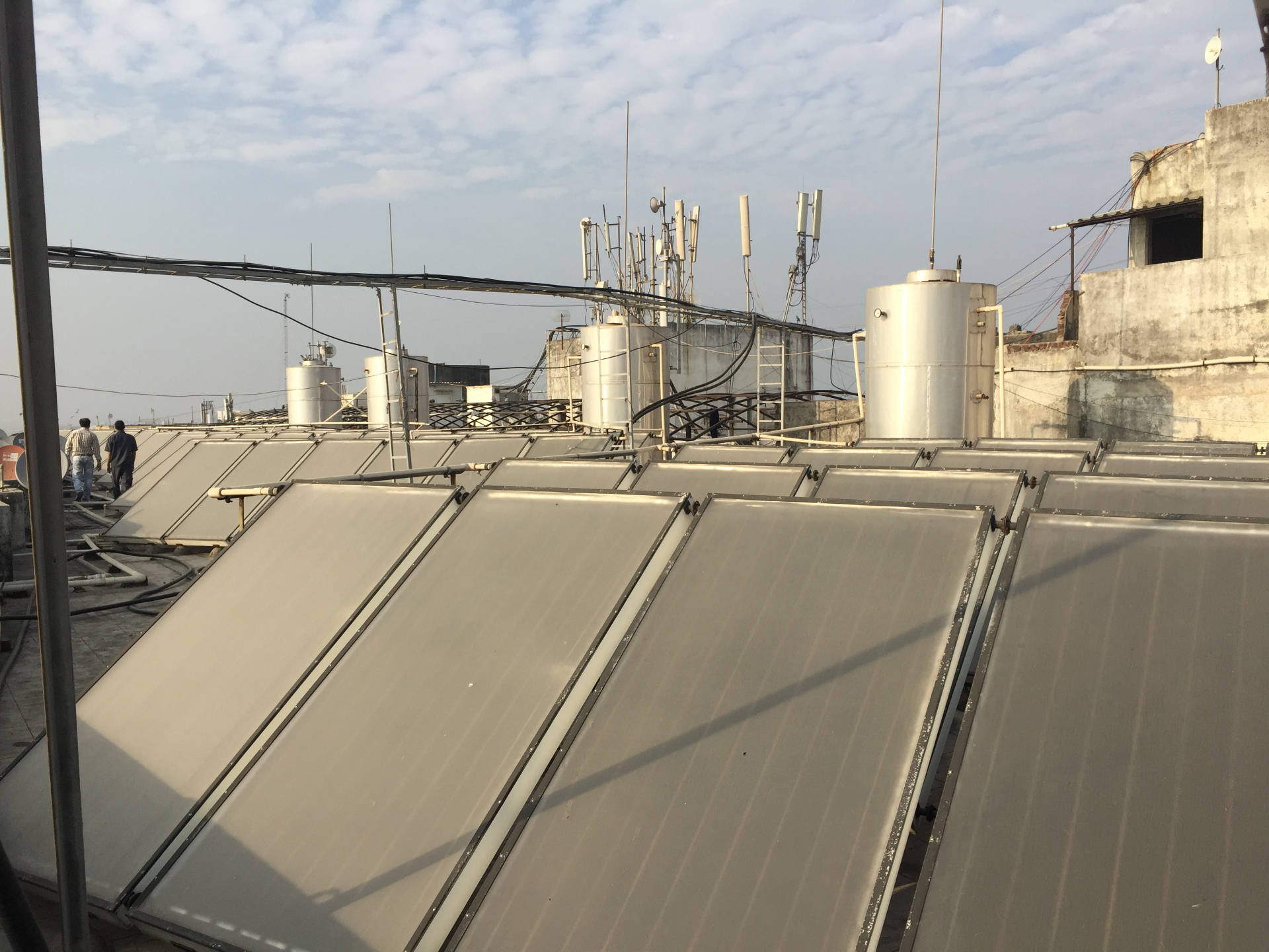 10000 Litres Solar Water Heater Lords Plaza