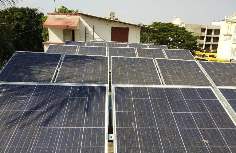 15 kWp Ramnath Ghela, Piplod ,Surat May 17