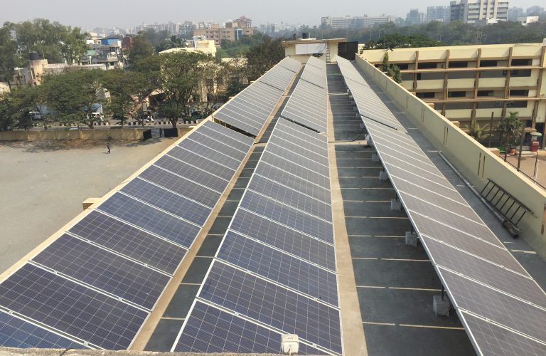 50 kWp Sharadayatan School, Piplod, Surat Jan 18